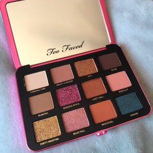 Too Faced Palm Springs Dreams Palette